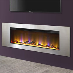 Celsi Electriflame VR Metz Hole in Wall Electric Fire