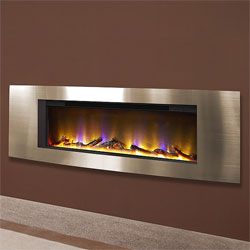 Celsi Electriflame VR Vichy Hole in Wall Electric Fire