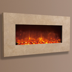Celsi Electriflame XD Travertine 1300mm Fascia Only