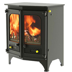 Charnwood Country 6 Multifuel Wood Burning Stove