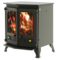 Charnwood Country 8 Multifuel Wood Burning Stove