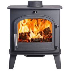 Cleanburn Norreskoven Traditional Wood Burning Stove