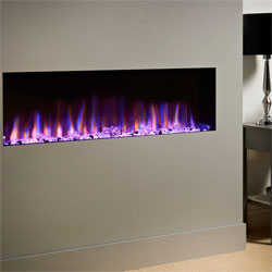 Costa Fires Atlantis LF Trimless Hole in Wall Electric Fire