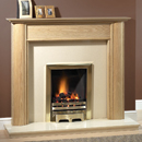 Delta Fireplaces Aludra 48 Surround