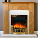 Delta Fireplaces Aston Electric Suite