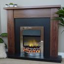 Delta Fireplaces Corwen Electric Suite