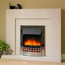 Delta Fireplaces Edge Electric Suite