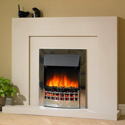 Delta Fireplaces Edge Electric Suite