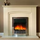 Delta Fireplaces Flint Electric Suite