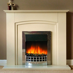 Delta Fireplaces Flint Electric Suite