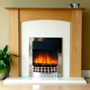 Delta Fireplaces Glynn Electric Suite