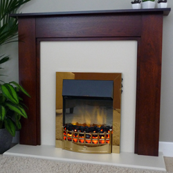 Delta Fireplaces Hartford Electric Suite