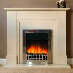 Delta Fireplaces Neston Electric Suite