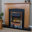 Delta Fireplaces Tabley Electric Suite