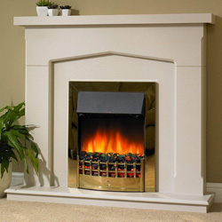 Delta Fireplaces Toton Electric Suite