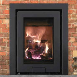Di Lusso Eco R4 3 Sided Inset Wood Burning Stove