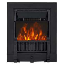 Eko Fires 1080 Black Electric Fire