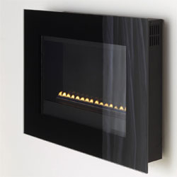 Eko Fires 5060 Black Flueless Gas Fire