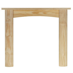 Eko Fires 7010 Sutherland 47 Pine Wooden Fireplace Surround