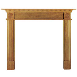 Eko Fires 7060 Waybridge 54 Oak Wooden Fireplace Surround