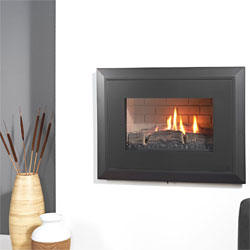 Eko Fires 8010 HE Hole in the Wall Gas Fire