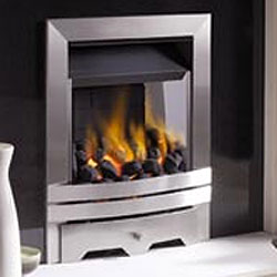 Eko fires 3030 contemporary gas fire lowest uk price for Modern gas fireplace price
