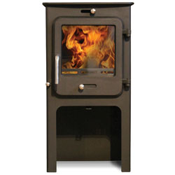 Ekol Clarity 5 High Multifuel Wood Burning Stove