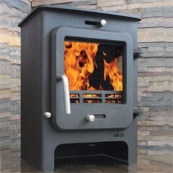 Ekol Clarity 5 Standard Multifuel Wood Burning Stove