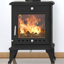 Ekol Crystal 5 Multifuel Wood Burning Stove