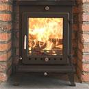 Ekol Crystal 8 Multifuel Wood Burning Stove