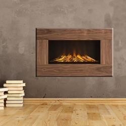 Europa Fireplaces Alexa Wall Mounted Electric Fire