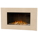 Europa Fireplaces Calvi Chiffon Electric Fire