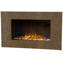 Europa Fireplaces Calvi Truffle Electric Fire
