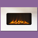 Europa Fireplaces Kara Wall Mounted Electric Fire