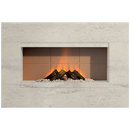 Europa Fireplaces Kasko Calico Electric Fire