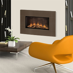 Europa Fireplaces Loko Expresso Wall Mounted Electric Fire
