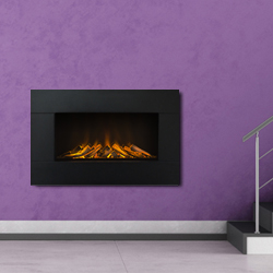 Europa Fireplaces Maira Wall Mounted Electric Fire