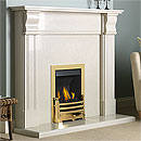 Pureglow Knighton Full Depth Gas Fireplace Suite