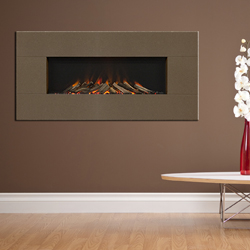 Europa Fireplaces Zeno Expresso Wall Mounted Electric Fire