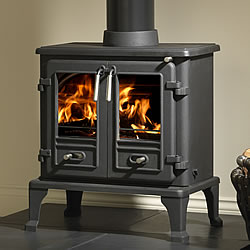 Gallery Firefox 8 Twin Door Multi Fuel Stove