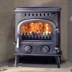 Firewarm Stoves 6 Multi Fuel Stove