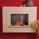 Flamerite Akaroa Hang on the Wall Electric Suite