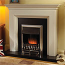 Flamerite Balao Electric Fireplace Suite
