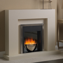 Flamerite Cadenza 2 Electric Fireplace Suite