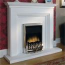 Flamerite Cassia Electric Fireplace Suite