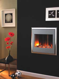 Flamerite Landscape Electric Fire