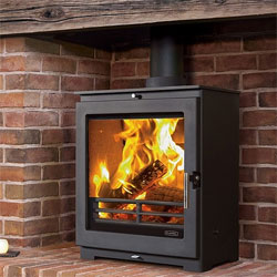 Flavel Arundel XL Wood Burning Multifuel Stove