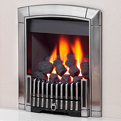 Flavel caress contemporary gas fire lowest price in the uk for Modern gas fireplace price
