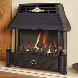 Flavel Emberglow Gas Fire Propane