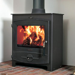 Flavel No2 CV07 Wood Burning Multifuel Stove